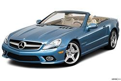 Mercedes Benz SL 550 or Similar